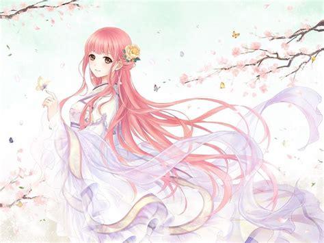 Pin on Beautiful Anime Art - brown hair beautiful anime girl face