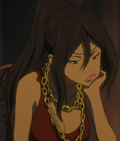 Berserk's Heroine Just Got A Lot Whiter For Some Reason ... - anime girl with black hair and light brown skin