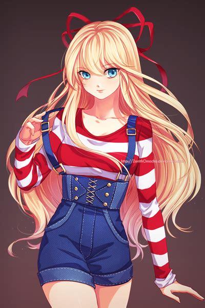 Pin on ANIME 2 - cute anime girl brown hair blue eyes hoodie