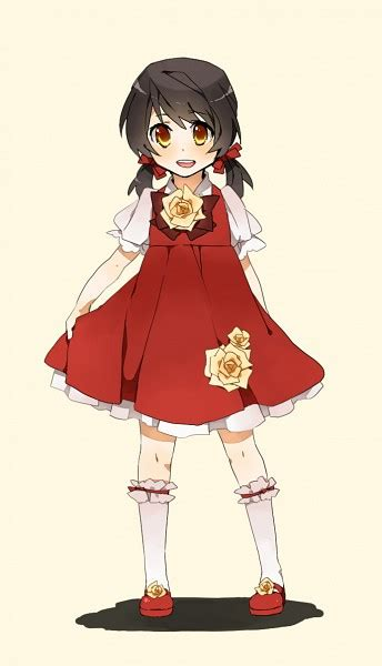 Kaai Yuki/#1197458 - Zerochan - anime girl brown hair brown eyes kid
