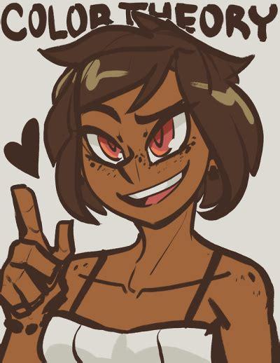 Tomboy Anime Girl With Brown Hair And Hazel Eyes - brown eyes tomboy anime girl with black hair