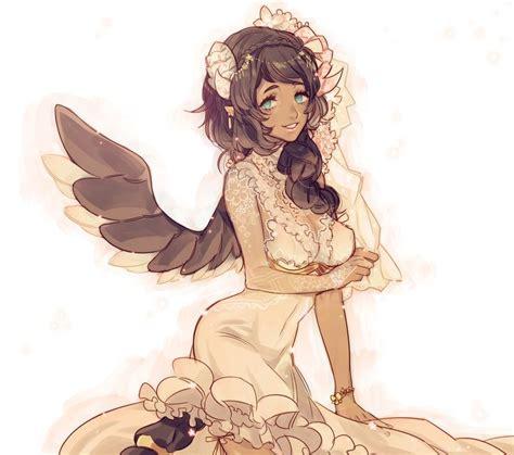 Pin by christina on anime girls  Character design girl ... - tan anime girl with black hair and brown eyes