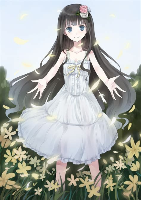 MewWinx96's Official Blog : Pictures That Are Pretty Damn ... - anime girl with black hair and brown eyes kid