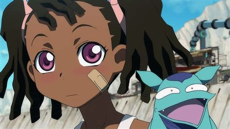 Pin by Lowla55 on Weeb  Black anime characters, Black ... - brown black anime characters girl