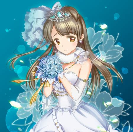 Bride - Other & Anime Background Wallpapers on Desktop ... - brown hair princess beautiful brown hair princess cute anime girl
