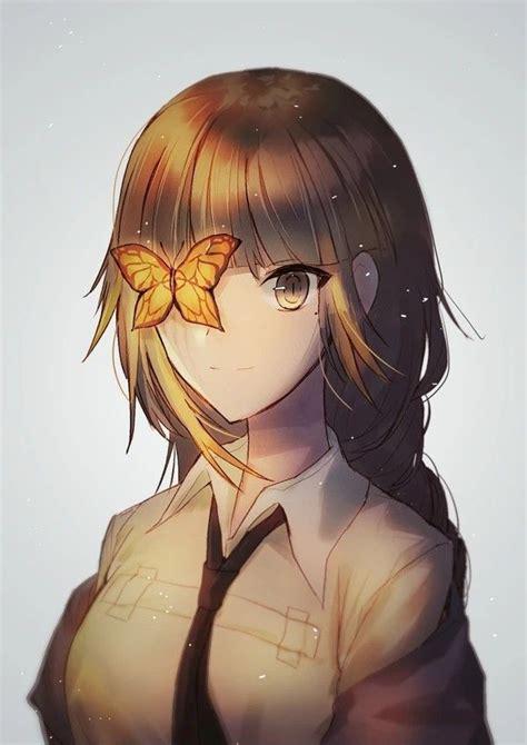 Pin on gfl - light brown hair color anime girl