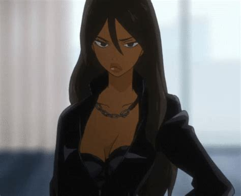 10 Black Women in Anime That I Proudly Claim & Made Me ... - brown black anime characters girl
