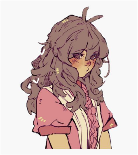 #muh #angrygirl #girl #sadgirl #cutegirl #kawaii #anime ... - aesthetic anime girl with brown hair
