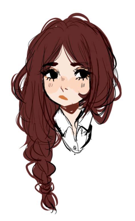 Girl design - glumdrops on deviantart (With images ... - brown anime girl aesthetic