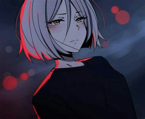 Пин от пользователя yeah на доске Tyan  Рисунки девушки ... - aesthetic anime girl with brown hair sad