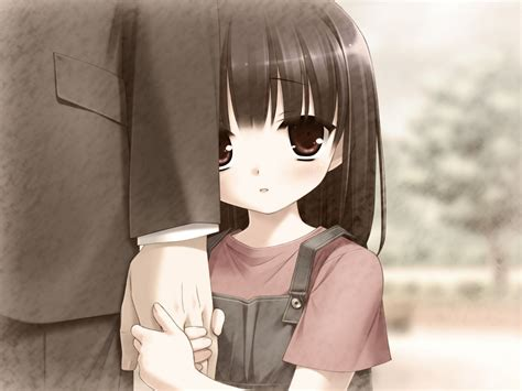 Me when I was younger as an anime character!  Anime ... - anime girl brown hair brown eyes kid