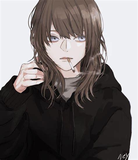 Pin on BEAUTIFUL AESTHETIC ANIME GIRL + BEAUTIFUL ... - brown anime girl aesthetic