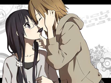 Safebooru - Anime picture search engine! - akiyama mio ... - anime girl brown hair brown eyes black hoodie
